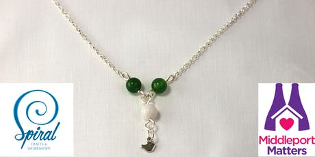 Beginner's Necklaces at Baskeyfield House tickets