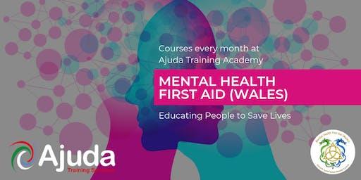 Mental Health First Aid (Wales) - November