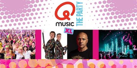 Qmusic The Party FOUT! (XL) - Steenbergen tickets