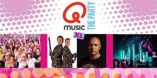 Qmusic The Party FOUT! (XL) - Steenbergen