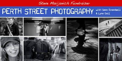 Perth Street Photography with Sean Breadsell & Lynn Gail