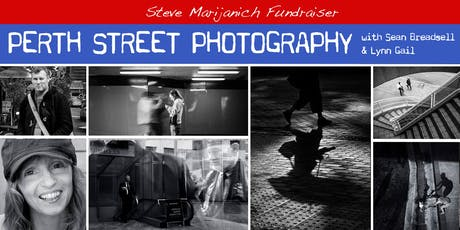 Perth Street Photography with Sean Breadsell & Lynn Gail tickets