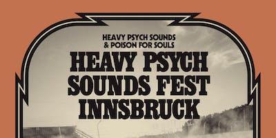 Heavy Psych Sounds Fest Innsbruck