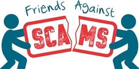 Friends Against Scams (Savick) #digiskills tickets