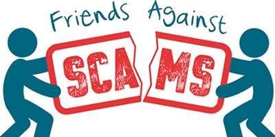 Friends Against Scams (Savick) #digiskills
