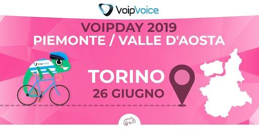 VoipDay Piemonte e Valle D'Aosta