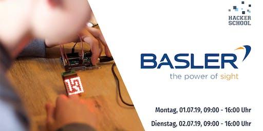Ahrnsb01: Hacker School Ahrensburg - Basler Crawler Kurs