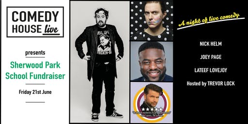 Comedy House Live Fundraiser : Nick Helm and more!