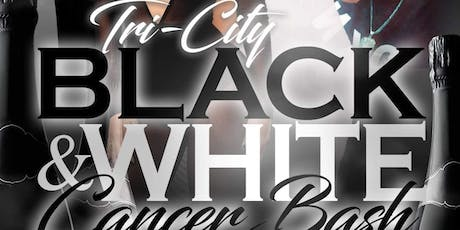 Tri-City Black and White Cancer Bash tickets