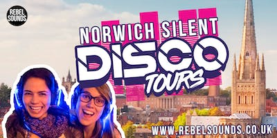 Norwich Silent Disco Tours
