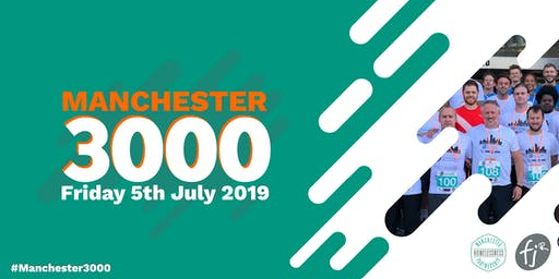 Manchester 3000 - July 2019
