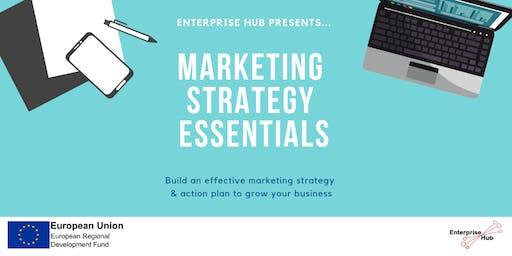 Enterprise Hub Presents: Marketing Strategy Essentials