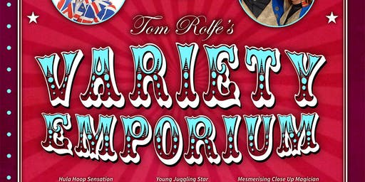 Tom Rolfe's Variety Emporium