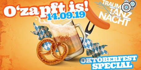 TRAUMTANZ-NACHT Oktoberfest Special Tickets