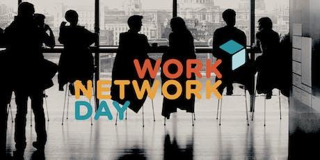 Work Network Day #7 tickets