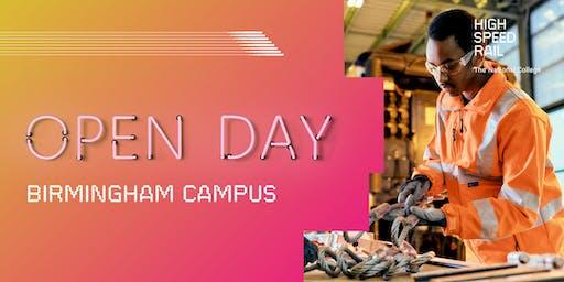 Saturday Open Day - Birmingham