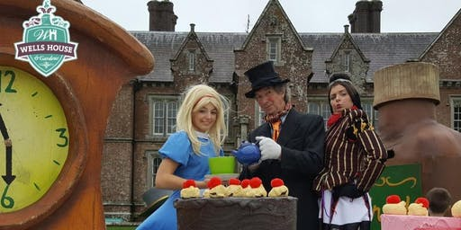 The Mad Hatters Tea Party - From the Magic to the MAD!