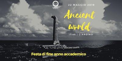 Festa di fine anno accademico - Ancient World