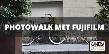 Photowalk Maastricht met Fujifilm billets