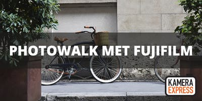 Photowalk Leeuwarden met Fujifilm