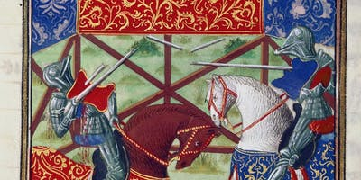 Pontefract Castle Talk: Medieval Tournament - Jousting in 14th & 15th Century England & France - Adults 18+