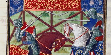 Pontefract Castle Talk: Medieval Tournament - Jousting in 14th & 15th Century England & France - Adults 18+ tickets