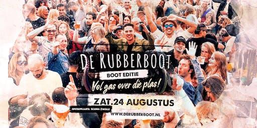 De Rubberboot - Boot Editie zaterdag 24 augustus