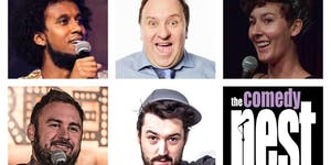 Sunday Funday - May 19th at The Comedy Nest