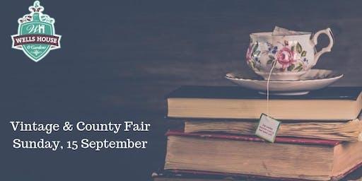 Vintage & County Fair!