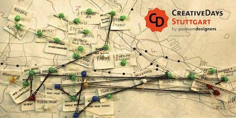 CreativeDays Stuttgart 2019 | Vortragsabend | Hospitalhof tickets