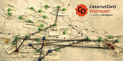 CreativeDays Stuttgart 2019 | Vortragsabend | Hospitalhof
