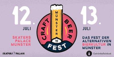 Craft Beer Fest Münster 2019