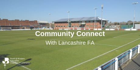 Community Connect with Lancashire FA tickets