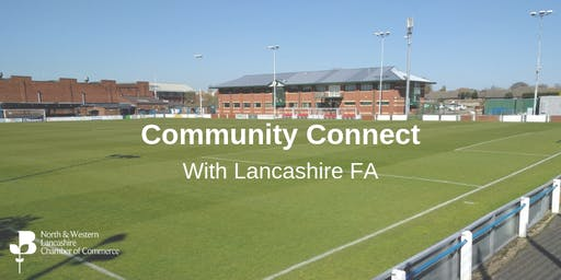 Community Connect with Lancashire FA