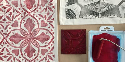 Fabric printing course