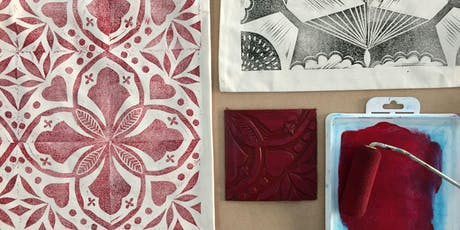 Fabric printing course tickets