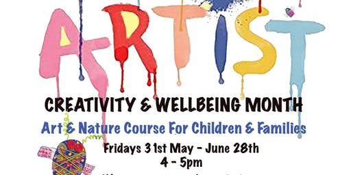 Children's Creativity & Wellbeing Classes at Wild Gooses Space