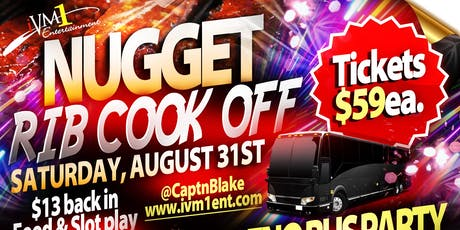 *NUGGET NUGGET RIB COOK OFF* tickets