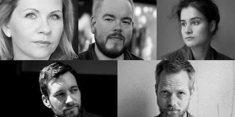 Mittsommer-Lesung mit neuen Stimmen aus Norwegen Tickets