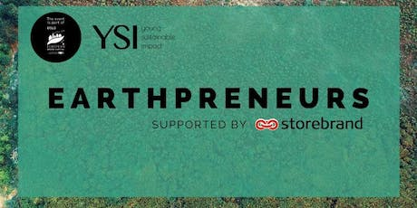 Earthpreneurs 2019 - Supported by Storebrand tickets