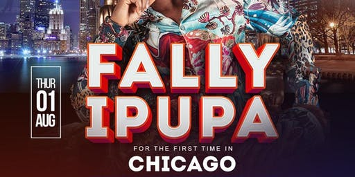 Fally Ipupa Live In Chicago