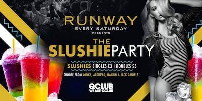 Runwy Presents The Slushie Party!