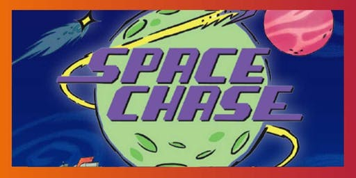 Space Chase! Summer Reading Challenge at Nafferton Mobile Library