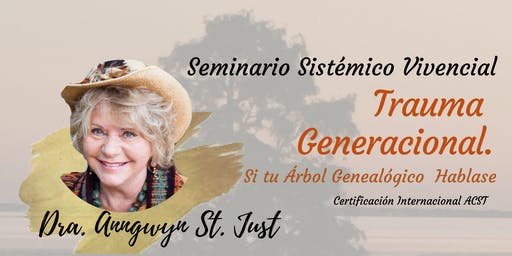 Seminario Sistémico Vivencial Trauma Generacional