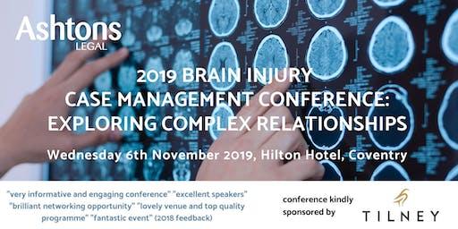 2019 Ashtons Brain Injury Case Management Conference