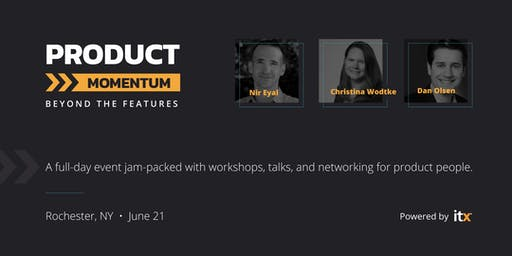 Product Momentum: Beyond the Features