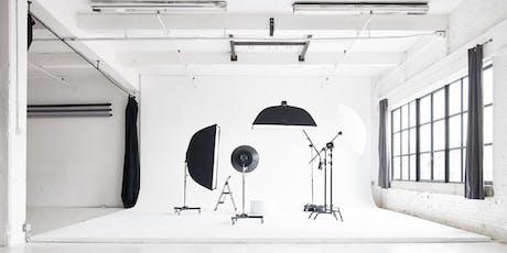 Charleston Photography  Studio Workshop tickets