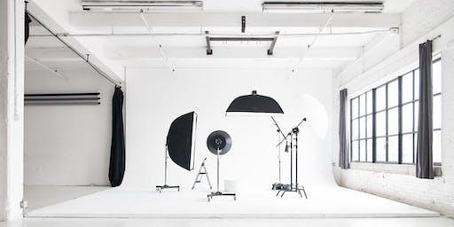 Charleston Photography  Studio Workshop
