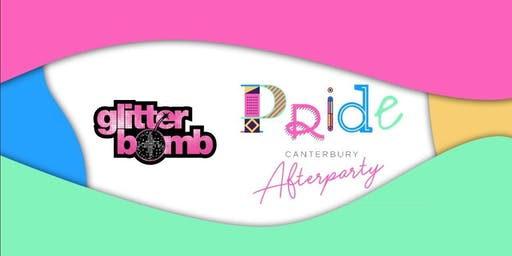 Pride Official Afterparty / Glitterbomb Canterbury