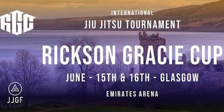 Rickson Gracie Cup 2019 tickets
